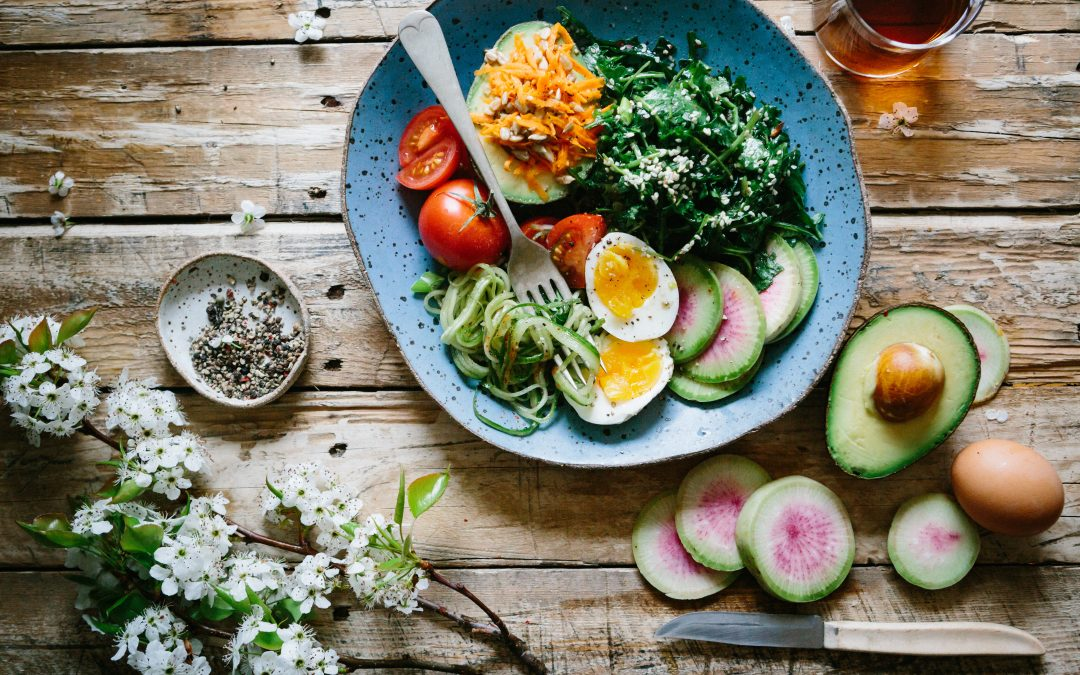 Healthy and Easy meals for uni students