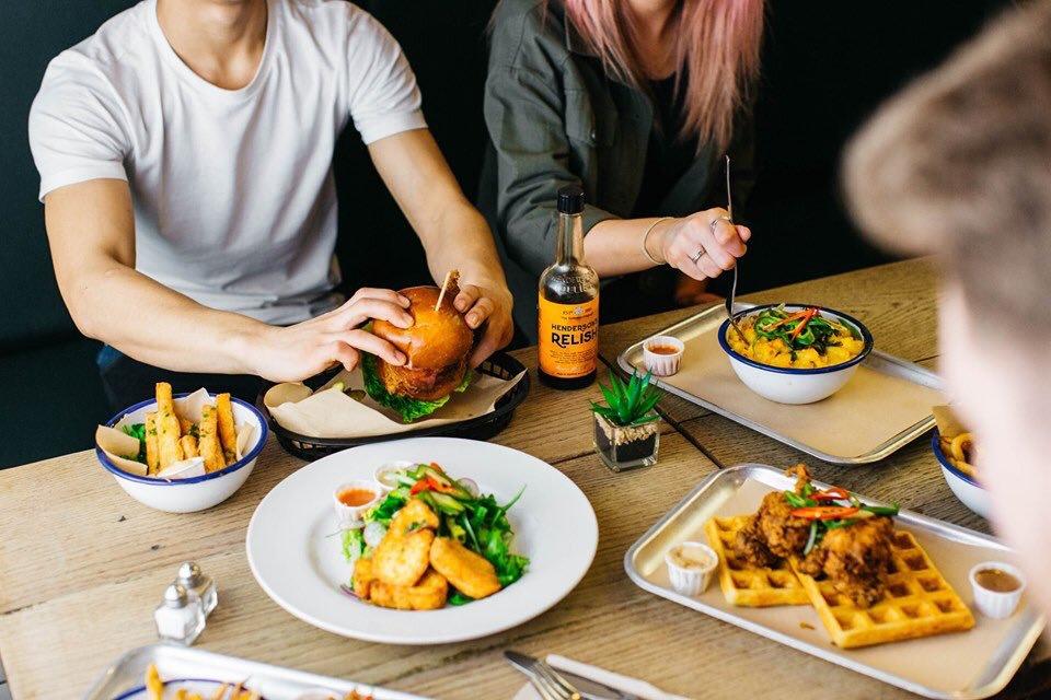 Restaurants in Sheffield