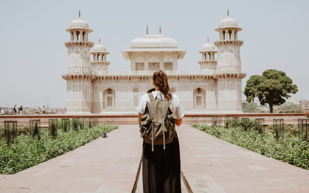 Uni Student Taking a Gap Year in India