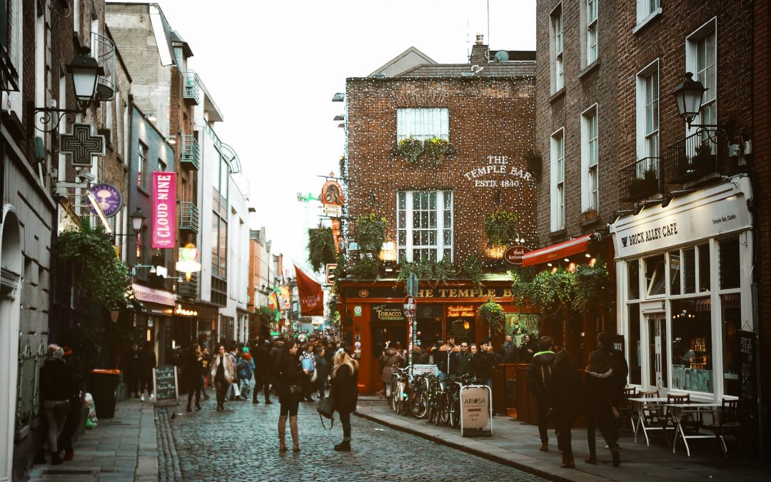 Street Scene - Using your student discounts in Dublin