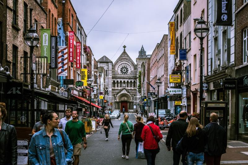 A Guide to Your First Week in Dublin